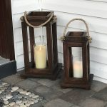 scrap wood projects, lanterns, upcycle