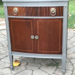 cabinet, Amy's Upcycles, painted furniture