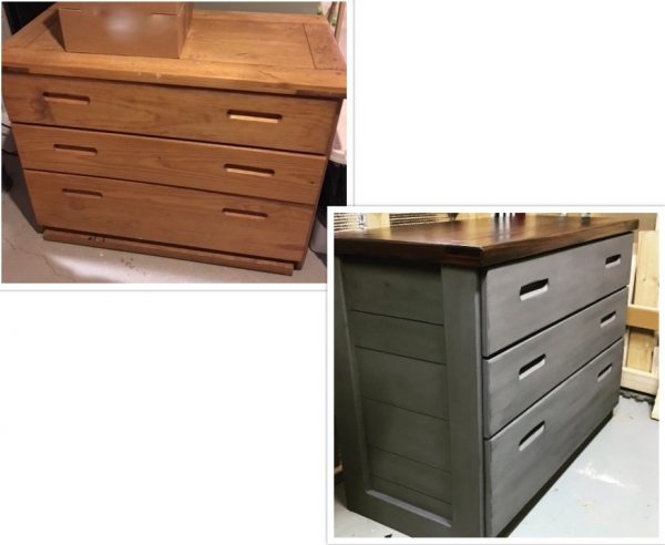Amy's Upcycles, painted and stained furniture, Pottstown PA
