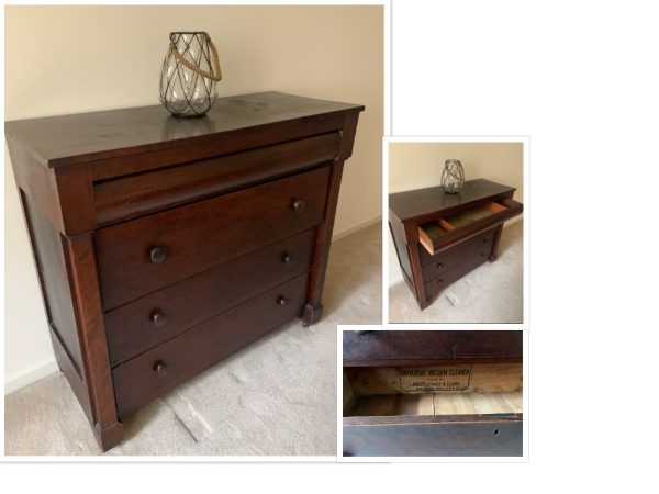 Amy's Upcycles, dresser, antique, painted furniture, refinish, Pottstown PA