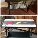 Amy's Upcycles, upcycle, refinish, stain, repurpose, reuse, Pottstown PA, TCACC, table