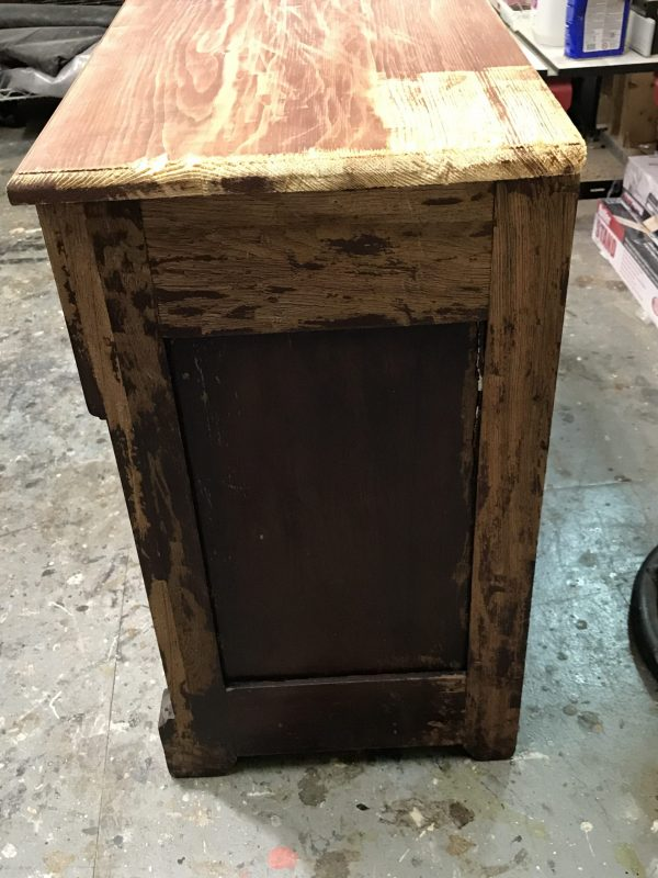 Amy's Upcycles, refinish, tv stand, cabinet, Pottstown, PA TCACC